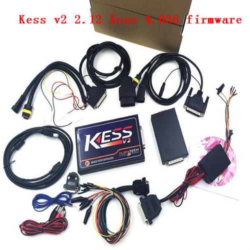 Supplier Kess v2 2.12 China Kess 4.036 firmware v2.12 Kess v2 obd2 kit